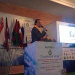 Михаил Дернаковский, конференция ICTA & ICU, Непал